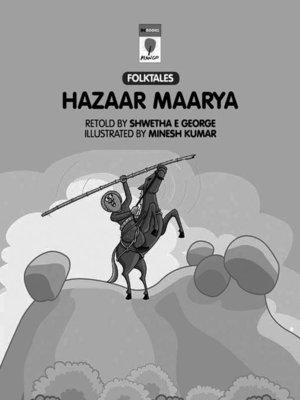 Hazaar Maarya (Folktales) - AbeBooks: