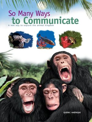 cover image of So Many Ways to Communicate