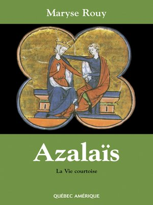 cover image of Azalaïs