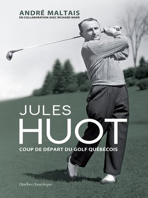 cover image of Jules Huot