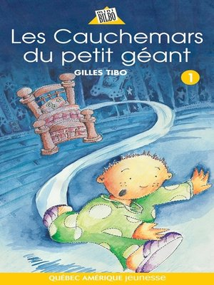 cover image of Petit géant 01--Les Cauchemars du petit géant