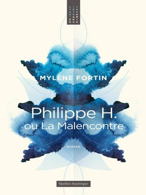 cover image of Philippe H. ou La Malencontre