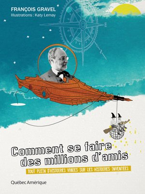 cover image of Comment se faire des millions d'amis