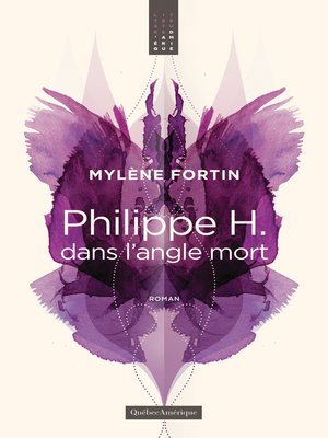 cover image of Philippe H. dans l'angle mort