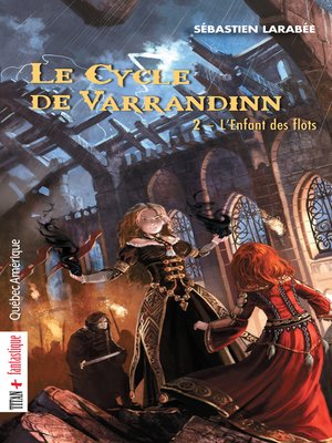 cover image of Le Cycle de Varrandinn 02