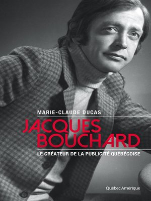 cover image of Jacques Bouchard