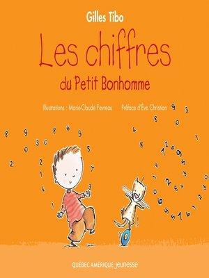 cover image of Petit Bonhomme 3--Les chiffres du Petit Bonhomme
