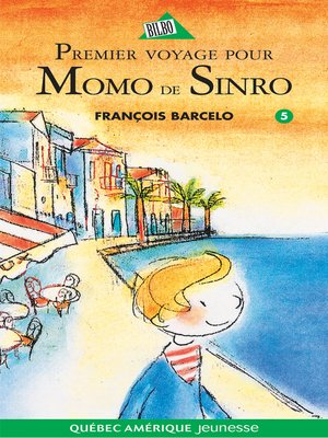 cover image of Momo de Sinro 05--Premier voyage pour Momo de Sinro