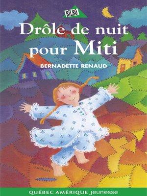 cover image of Drôle de nuit pour Miti