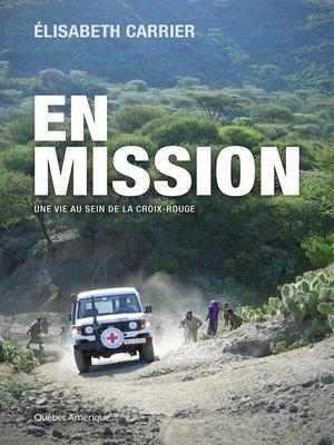 cover image of En mission