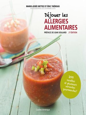 cover image of Déjouer les allergies alimentaires