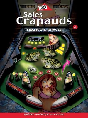cover image of Sauvage 06--Sales Crapauds