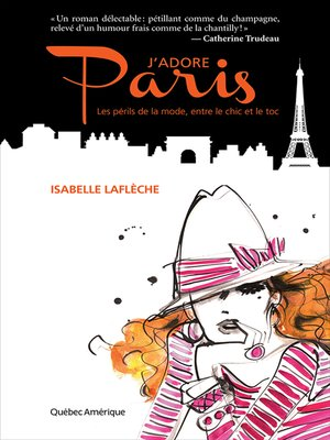 cover image of J'adore Paris