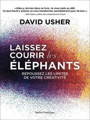cover image of Laissez courir les éléphants