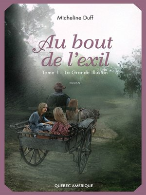 cover image of Au bout de l'exil, Tome 1