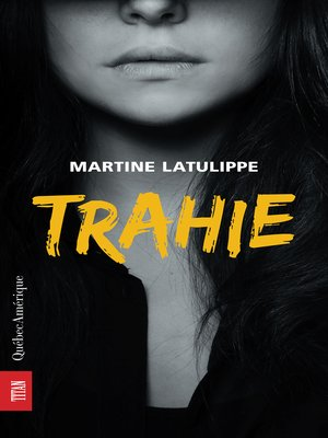 cover image of Trahie