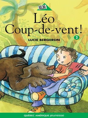 cover image of Abel et Léo 02