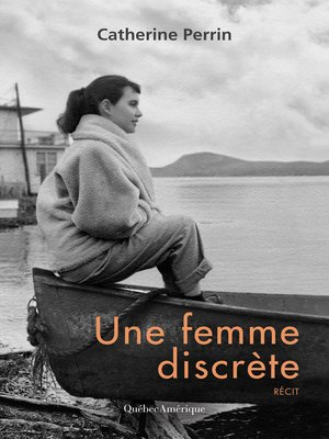 cover image of Une femme discrète