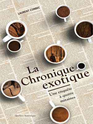 cover image of La Chronique exotique
