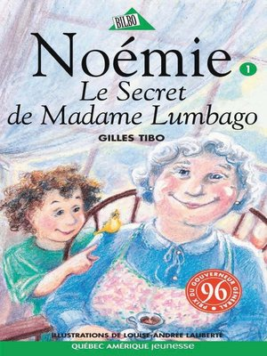 cover image of Noémie 01--Le Secret de Madame Lumbago