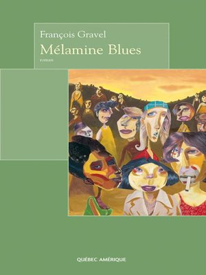 cover image of Mélamine Blues