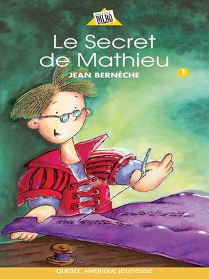 cover image of Mathieu 01--Le Secret de Mathieu