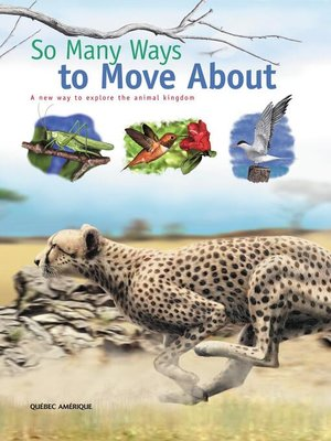 cover image of So Many Ways to Move About