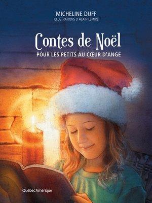 cover image of Contes de Noël