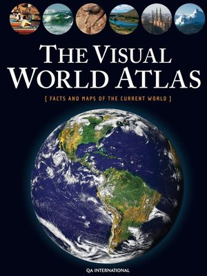cover image of The Visual World Atlas