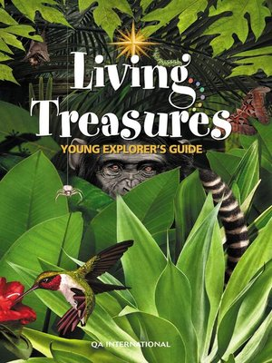 cover image of Living Treasures