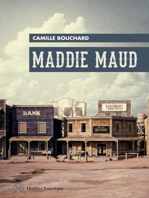 cover image of Maddie Maud