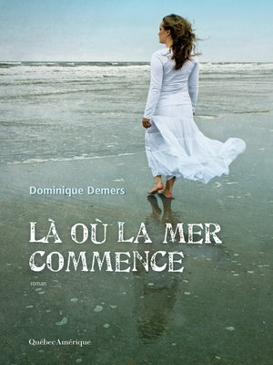 cover image of Là où la mer commence