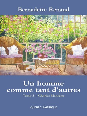 cover image of Un homme comme tant d'autres Tome 3--Charles Manseau