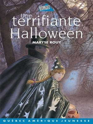 cover image of Une terrifiante Halloween