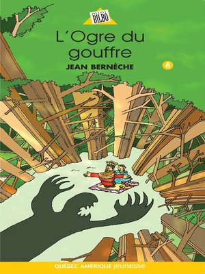 cover image of Mathieu 08--L'Ogre du gouffre