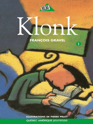 cover image of Klonk 01