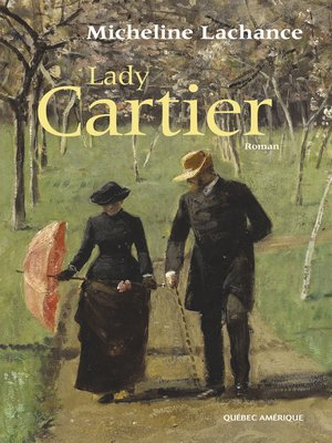 cover image of Lady Cartier