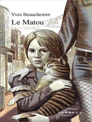 cover image of Le Matou