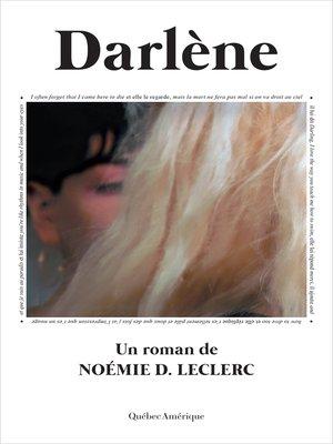 cover image of Darlène