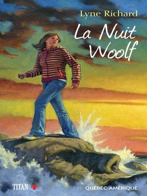 cover image of La Nuit Woolf