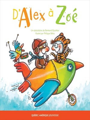 cover image of D'Alex à Zoé