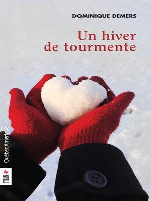 cover image of Un hiver de tourmente