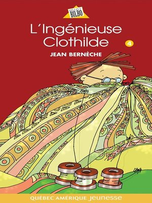 cover image of Mathieu 04--L'Ingénieuse Clothilde