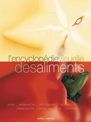 cover image of L'Encyclopédie visuelle des aliments