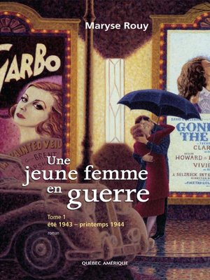 cover image of Une jeune femme en guerre, Tome 1