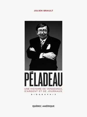 cover image of Péladeau