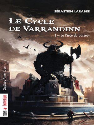 cover image of Le Cycle de Varrandinn 01