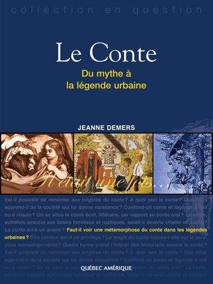 cover image of Le Conte