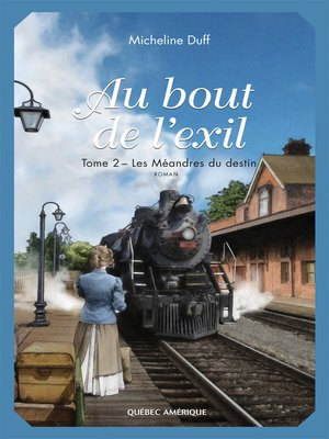 cover image of Au bout de l'exil, Tome 2