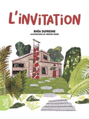cover image of L'invitation
